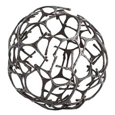 Stacey Bentley Yellow Stripey Brooch 2014 oxidised silver