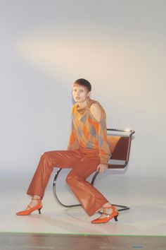 MSGM Pre-Fall 2021 Collection - Vogue Edgy Chic, Fashion Show Collection, Msgm, Get Dressed, Fashion News, Fashion Trends, Lounge Wear, Celebrity Style, Vogue