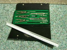 Mechanical Drawing Tools/Pens  --  Currently Available for purchase on eCRATER.com