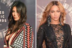 VMA contou com estratégia para impedir encontro entre Kim Kardashian e Beyoncé >> http://glo.bo/1nv2iAu
