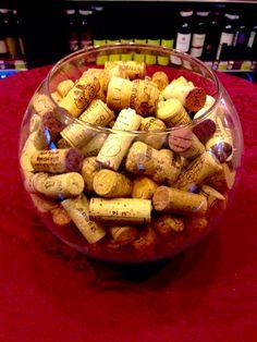 Wine corc.