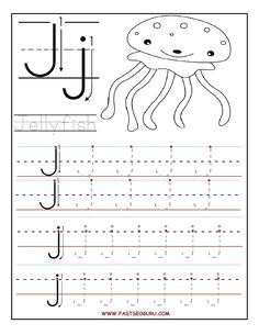 Free Printable letter M tracing worksheets for preschool. Free ...