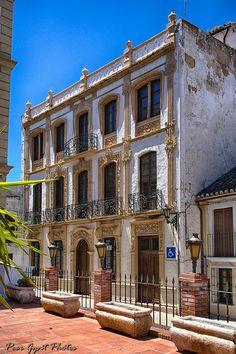 Ronda. Málaga. ES. Old House.