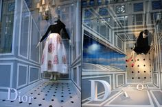 Dior Spring Summer Collection windows 2013, New York
