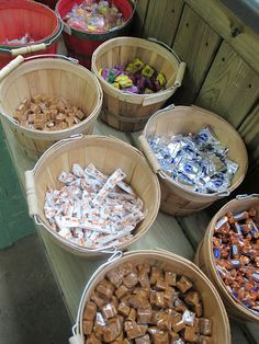 I remember when penny candy actually cost a penny.