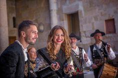 Wedding in Spanish Castle Spanish Wedding, Castle, Culture, Couples, Couple Photos, Gallery, Wedding Dresses, Beautiful, Couple Shots