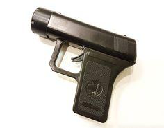 USSR Vintage Gun-Flashlight  1980's by USSRvintageToys on Etsy