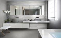 Our Collections_Vallelunga&Co Ceramiche Corner Wall Decor, Wet Room Bathroom, Dental Office Design, Bathroom Design Luxury, Ikea Hack, Beautiful Bathrooms, Bathroom Inspiration, Vanity, House Design