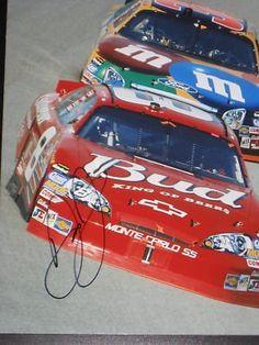 Autographed Earnhardt Jr. Picture - 8x10 E - Autographed NASCAR Photos by Sports Memorabilia. $93.94. DALE EARNHARDT JR SIGNED AUTOGRAPH 8x10 NASCAR AUTO E