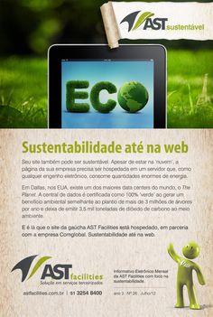 E-mail marketing AST Sustentável