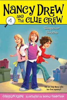 7 best 2nd grade chapter books series images on pinterest baby the nook book ebook of the sleepover sleuths nancy drew and the clue crew series by carolyn keene macky pamintuan fandeluxe Gallery