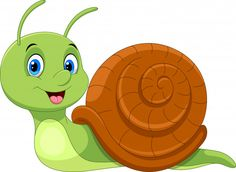 Cute cartoon snail isolated on white background: comprar este vector de stock y explorar vectores similares en Adobe Stock Cartoon Cartoon, Snail Cartoon, Cartoon Faces, Cartoon Drawings, Snail Image, Illustrator, Photographer Business Cards, Sculpture Lessons, Angel Drawing