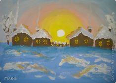 Педагогический опыт Рисование и живопись Уроки ИЗО-2 Краска фото 1