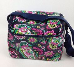 Amazon.com: Vera Bradley Stay Cooler Petal Paisley: Kitchen & Dining Stay Cool, Lunches, Parisian, Vera Bradley, Kitchen Dining, Diaper Bag, Paisley, Amazon, Bags
