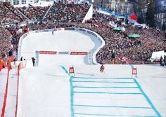 Home of the worlds most famous ski race, The Hahnenkamm Downhill, this town is famous for not only sports but for its excellent hospitality. World Cup Skiing, Best Resorts, Ski Resorts, Ski Racing, Weekend Deals, Best Casino, Ski And Snowboard, Race Day, Olympics