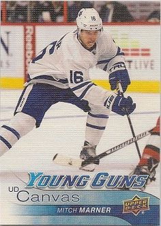 A large assortment the Upper Deck hockey cards for sale Hockey Cards, Baseball Cards, Mitch Marner, Young Guns, Collector Cards, Nfl Fans, Toronto Maple Leafs, Upper Deck, Trading Cards