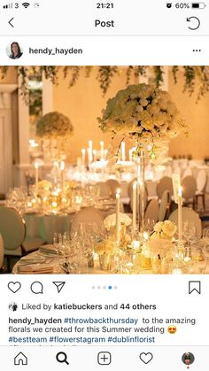 Centerpieces, Table Decorations, Summer Wedding, Create, Floral, Flowers, Home Decor, Decoration Home, Room Decor
