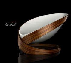 Futuristic Furniture, Abrazate a este sillon