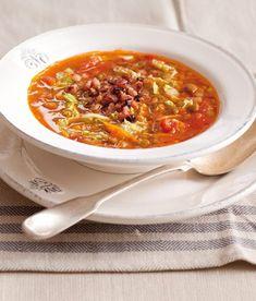 Čočková polévka - speciál