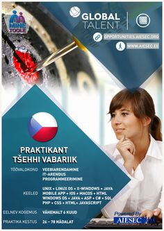 Global Talent- Czech Republic