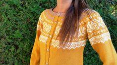 Marius kofte (S/M) Sennep Norway, Sweaters, How To Make, Fashion, Moda, Fashion Styles, Sweater, Fashion Illustrations, Sweatshirts
