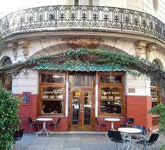 Montecarlo, #Cafe & #Bar en #Palermo, #BuenosAires