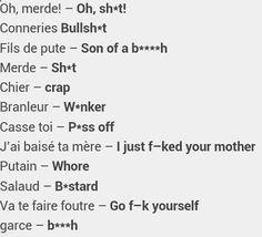 ways of responding to 'thank you' | french stuff | pinterest