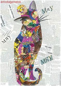 кот/cat my author cards you can buy мои авторские открытки вы можете купить