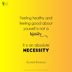 Healthy Life style is....  #HealthyLiving