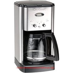 Cuisinart DCC-1200 Brew Central 12-Cup Coffeemaker Brushed Metal – (Certified Refurbished)  BUY NOW     $49.95    Introducing an evolutionary new look in coffeemakers. The Cuisinart Brew Central Coffeemaker makes a bold statement with a sil ..  http://www.homeaccessoriesforus.top/2017/03/03/cuisinart-dcc-1200-brew-central-12-cup-coffeemaker-brushed-metal-certified-refurbished/