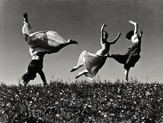 En el campo #dancing #photo