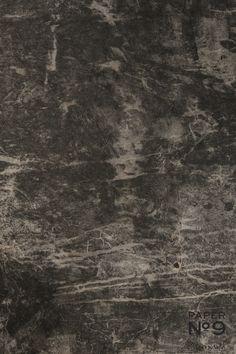 PAPER NO. 9   Metal + Stone Collection   Poured Concrete