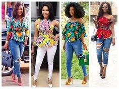 Collection of the most beautiful and stylish ankara peplum tops of 2018 every lady must have. See these latest stylish ankara peplum tops that'll make you stun African Print Dresses, African Print Fashion, African Fashion Dresses, African Dress, Ankara Fashion, African Outfits, African Prints, African Clothes, African Tops