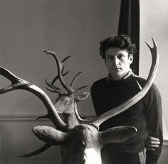 Lucian Freud, 1956 Cecil Beaton
