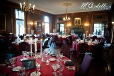 We started the 2011 wedding season off in style at the venerable Graylyn Estate to celebrate the nuptials of Janet and Paul - what a great . Wedding Season, Special Day, Venus, Table Settings, Weddings, Ideas, Table Top Decorations, Wedding, Place Settings