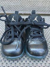 **SOLD on eBay** Boys Nike Air Jordan Basketball Shoes Sneakers Black  Toddler