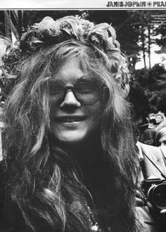 Janis Joplin is nothing less then absolutely beautiful.