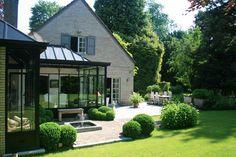 Outdoor Rooms, Outdoor Gardens, Outdoor Decor, Patio Design, Garden Design, Pergola, Tiered Garden, Swimming Pools Backyard, Front Yard Landscaping