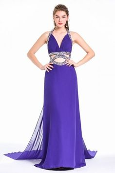 robe de soirée longue violette sexy dos nu Prom Dresses, Formal Dresses, Sexy, Fashion, Purple Evening Dress, Outfit, Dresses For Formal, Moda, Formal Gowns
