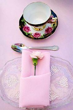 Plate setting #TeaParty #EnglishTea #tea #BoneChina #silver #antique #elegant #catering #TeaTraditions www.ttraditions.com