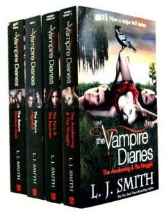 The Vampire Diaries Books