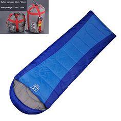 nice K-Sports Hiking Camping Sleeping Bag Lightweight Mummy Waterproof Sleeping Bags XL