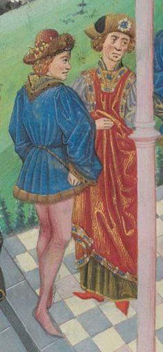 « La geste ou histore du noble roy Alixandre, roy de Macedonne, » traduite d'un « livre rimet,... intitulé l'Istore Alixandre, » par ordre de « Jchan de Bourgongne, conte d'Estampes » Date d'édition : 1401-1500 Français 9342 Folio 213r