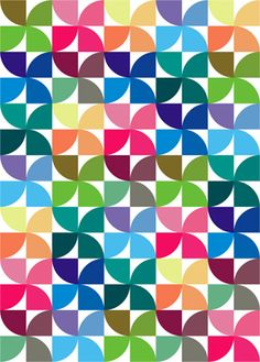 Bold.  Mmmmmm, this pattern just climbed up to the top of my very long quilts-I-want-to-make list.