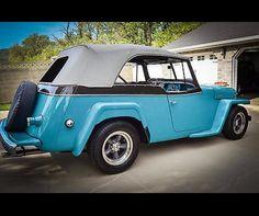 '50 Jeepster | eBay: 261936917398