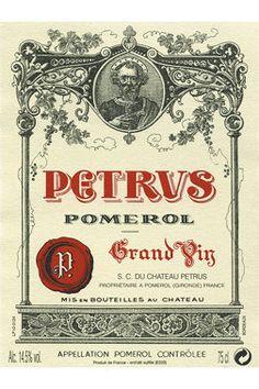 Petrus 2013 | Vin rouge | 12380021 | SAQ.com