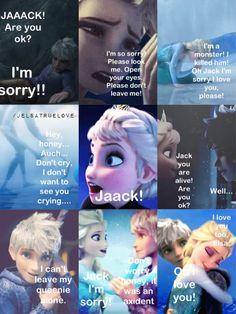 Jack, Elsa