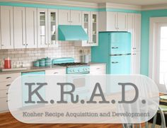 K.R.A.D. Kosher Recipe Acquisition And Development