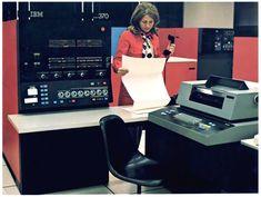 BM System/370 Model 145, 1970