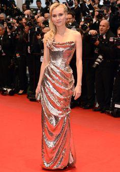 Pose pour Diane Kruger...